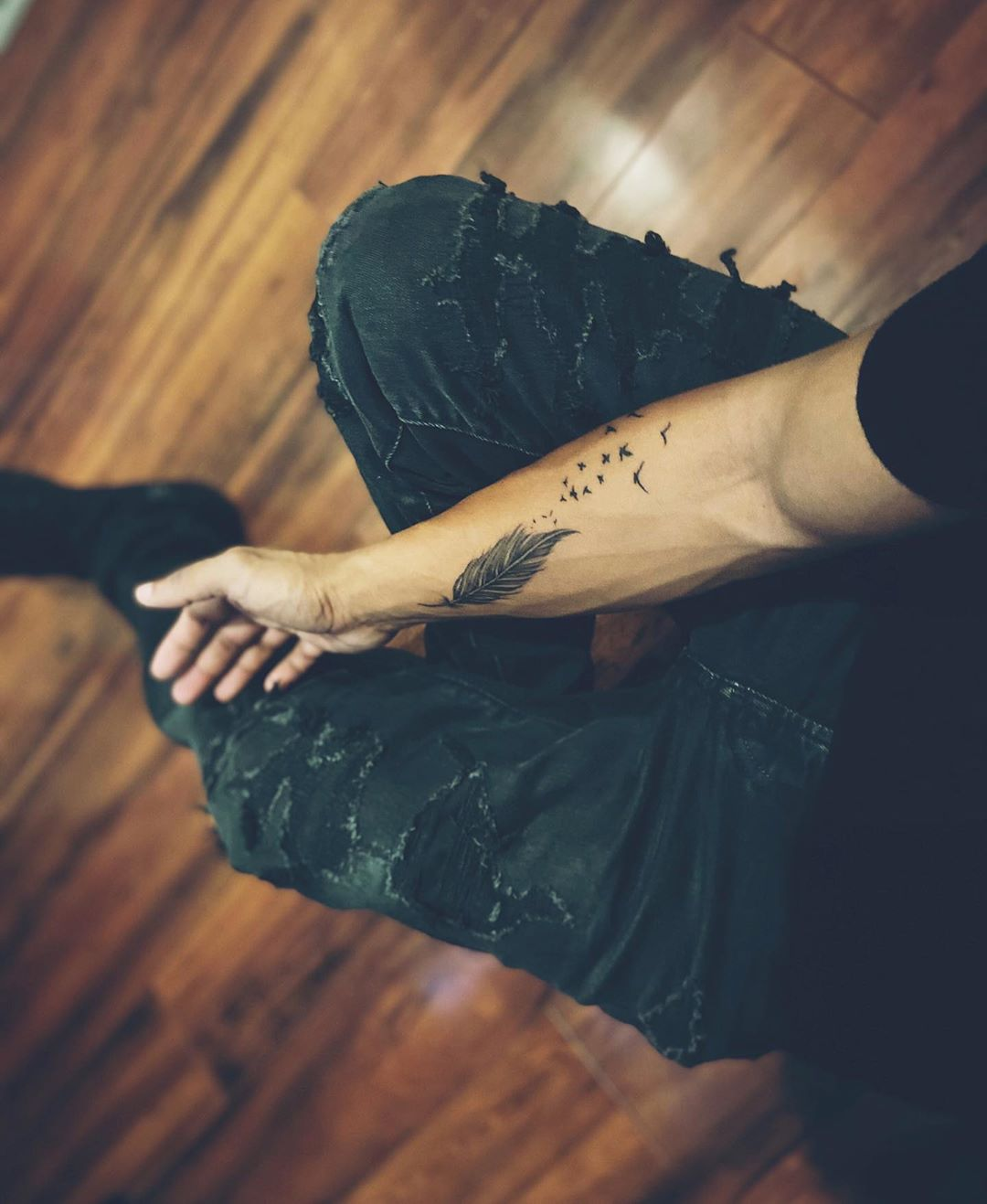 Значение тату: Перо - Значения татуировок
