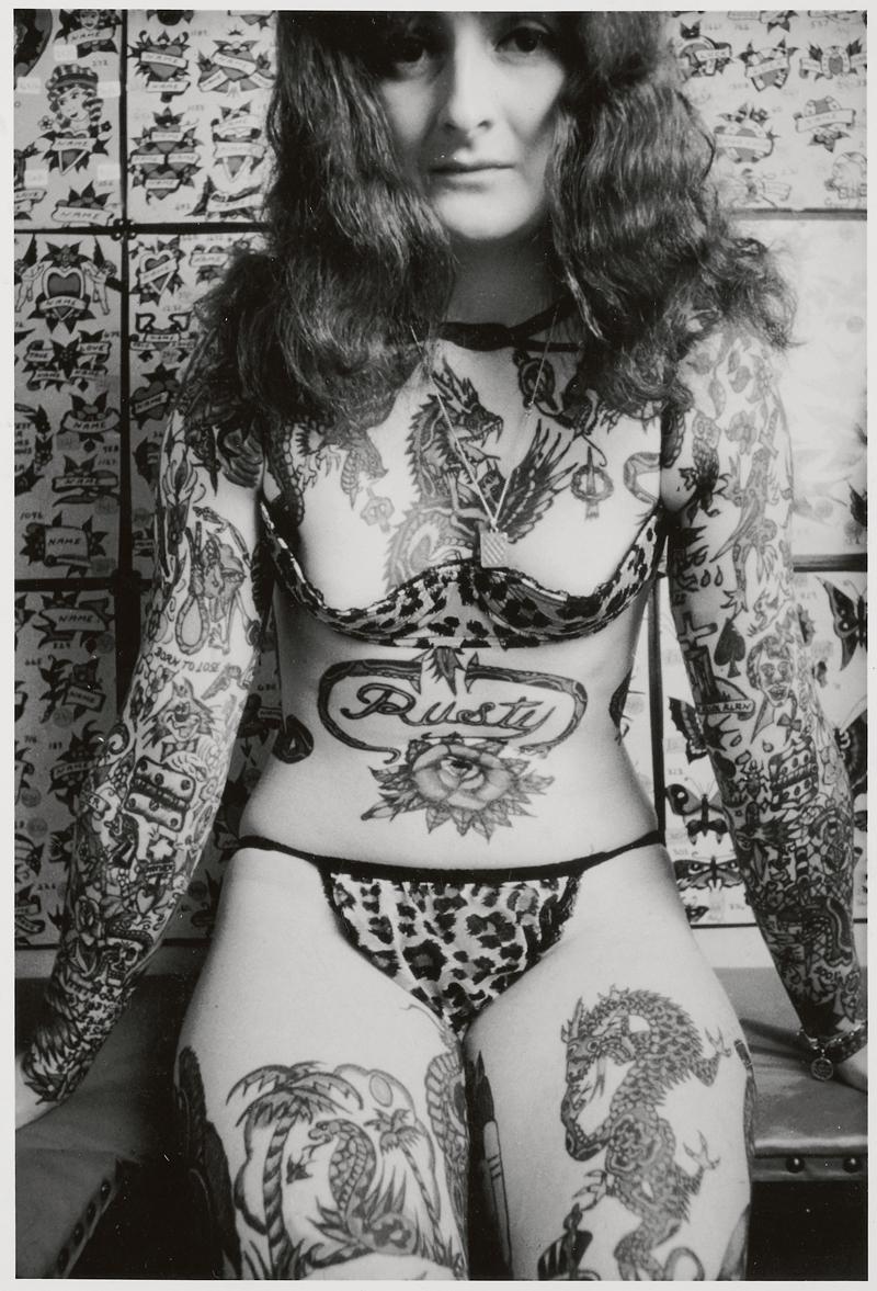 історія татуювань в 1960 роках