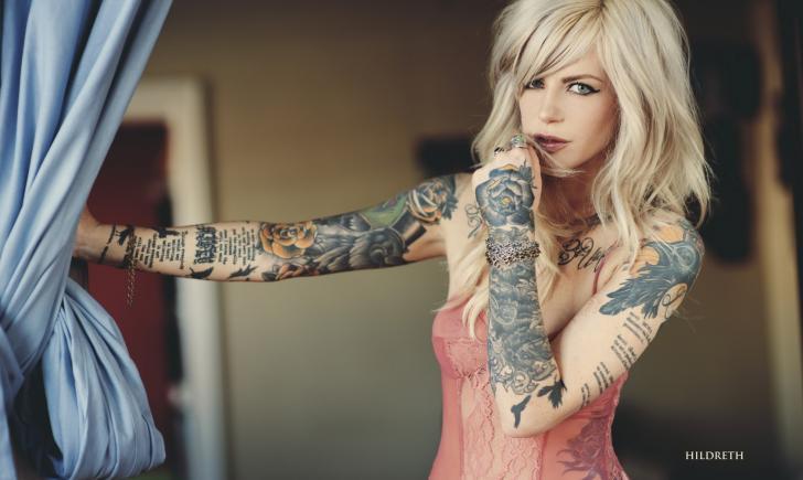 історія татуювань в 1990 роках