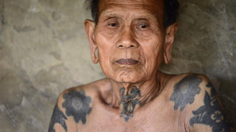 зародження древніх традиційних татуювань
