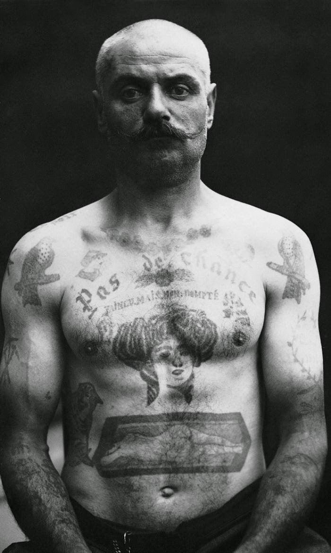 Татуювання в 20 столітті