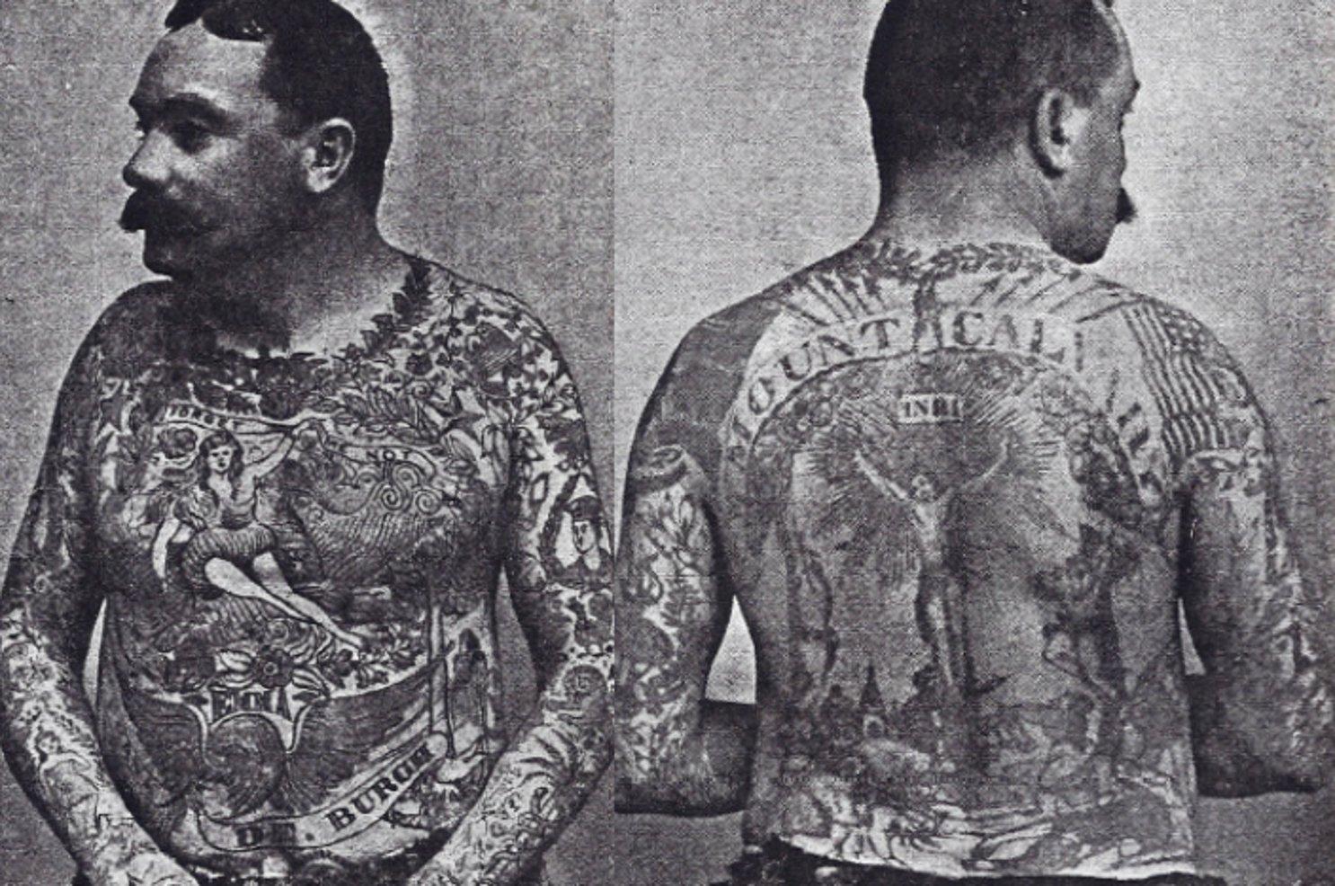 татуювання Джон ОРейлі