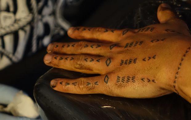 історія татуювань Самоа