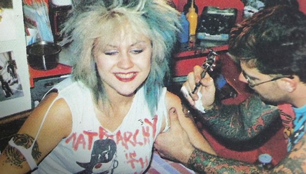історія татуювань в 1980 роках