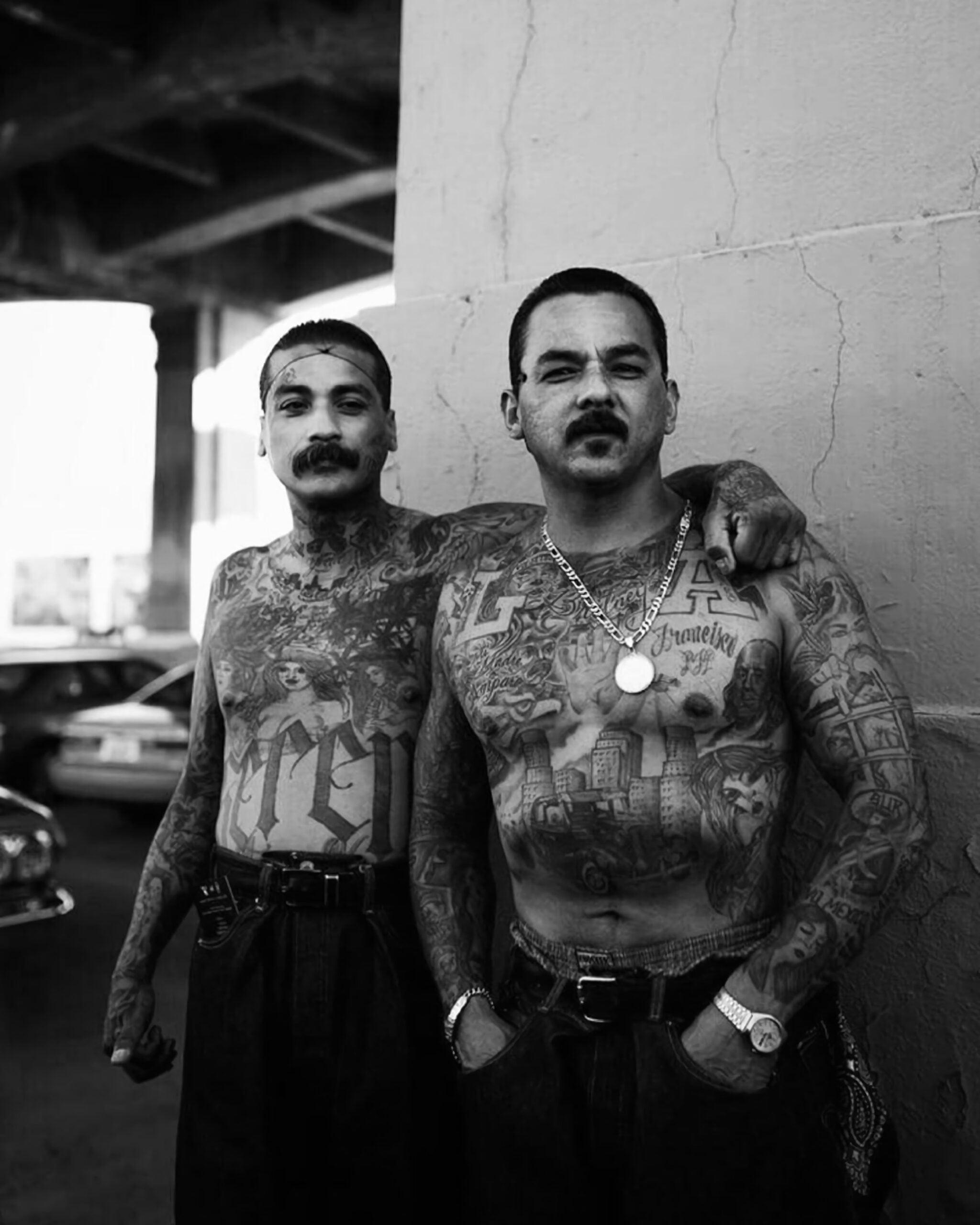 история татуировок чикано