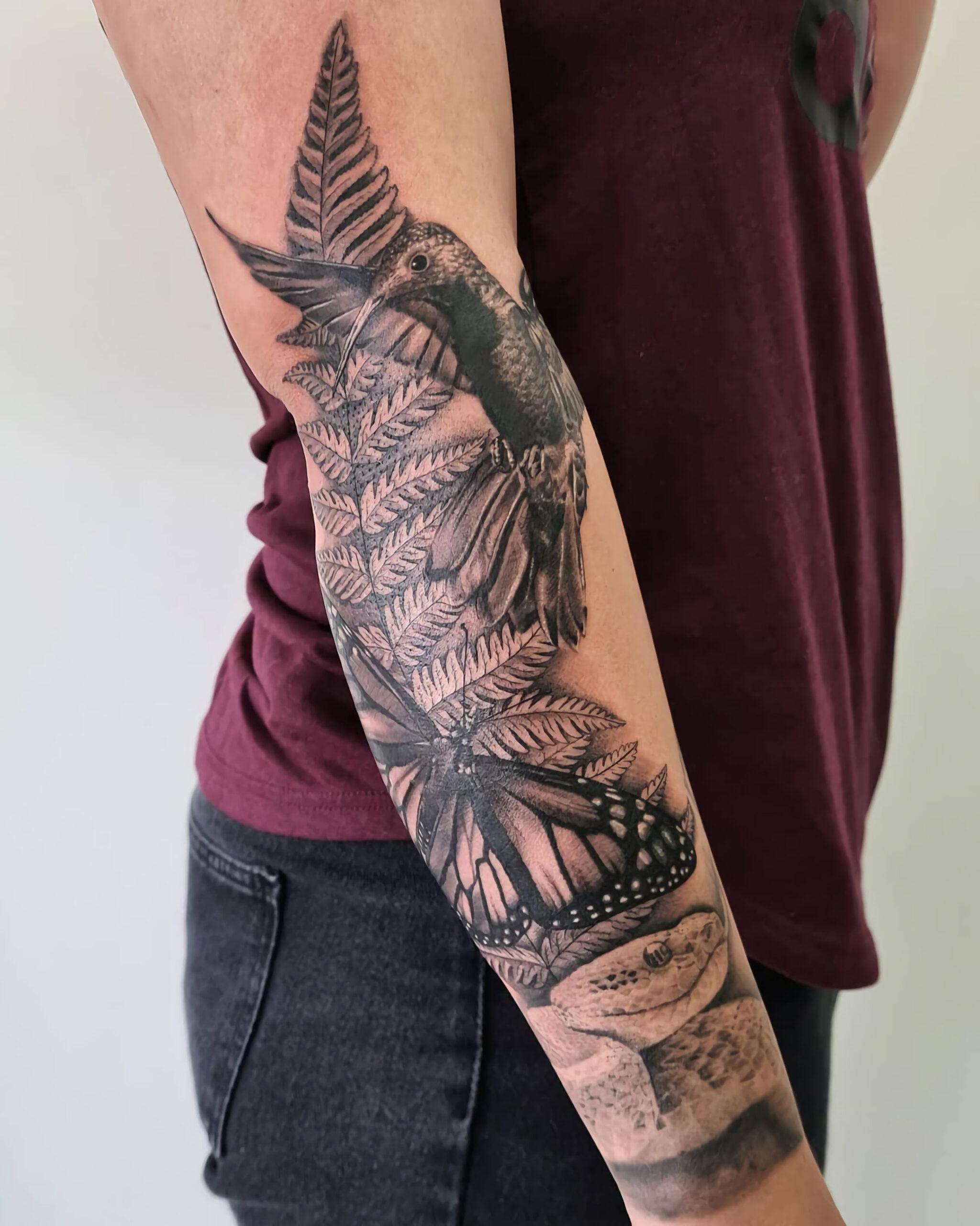 Значение татуировок птиц