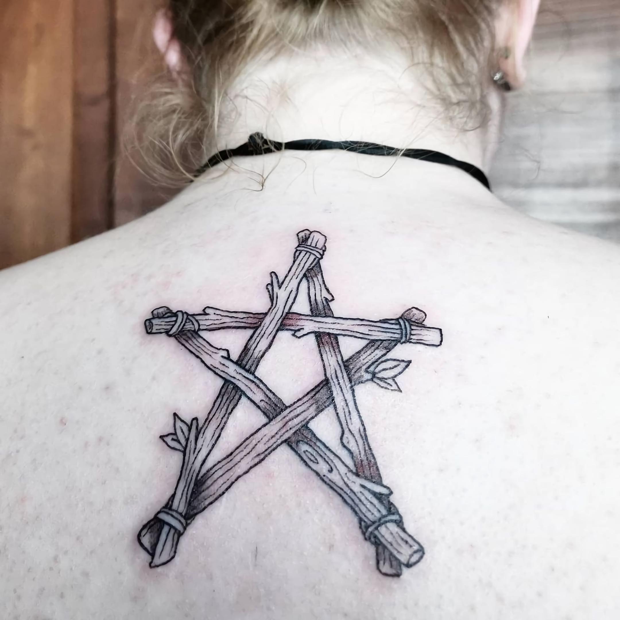 Значение символа пентаграмма